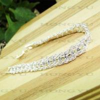 Wholesale Fashion Jewelry Alloy Chain Bangle/Bracelet Ljh0028 from china suppliers