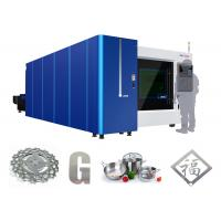 Wholesale Industrial Precision 1000w Fiber Sheet Metal Laser Cutting Machine from china suppliers