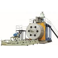 Quality HDPE Hollowness Wall Spiral Pipe Extrusion Line for sale