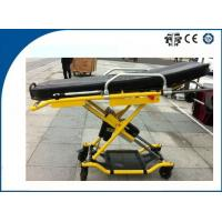 Wholesale High-Strength Ambulance Stretcher Aluminum Alloy Foldable for Patients Rescue from china suppliers