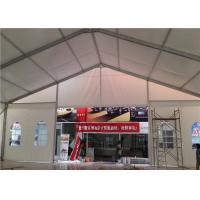 Wholesale 500 Seaters 10 X 30 Heavy Duty Marquee Party Tent White Color Fire Resistant from china suppliers