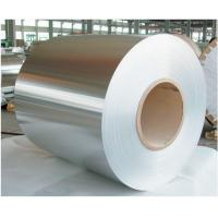 Quality Customized Aluminum Coil, Silvery-white Non Ferrous Metals for sale