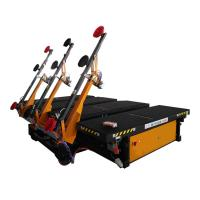 China Auto Glass Loading Table , Glass Lifting Machine With High Cutting Precision on sale