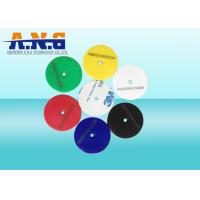 Wholesale Waterproof Passive RFID Disc Tag Durable With Silk Printing,Eco - Friendly from china suppliers