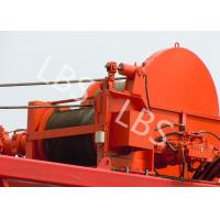 Wholesale Low Energy Consumption Offshore Marine Tow Winch mm - 190mm Wire Diameter from china suppliers