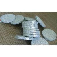 Wholesale powder sintered inconel 600 filter elemnets from china suppliers
