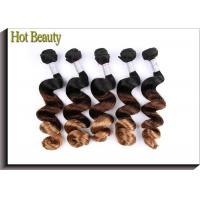 Wholesale 8A Grade Ombre Human Hair 3 Tone Color Bundles Loose Wave Customized Sample Package from china suppliers