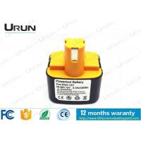 Quality 12V 36Wh Nimh Rechargeable Power Tool Battery For Panasonic EY9001 EY9101 for sale