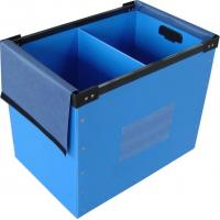 Buy cheap PP Corrugated Plastic Sheet/PP Hollow Sheet/Polypropylene Corrugated Plastic Box / Container from wholesalers