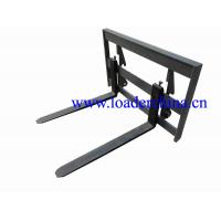Wholesale pallet fork for wheel loader from china suppliers