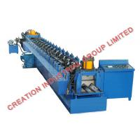 Wholesale Galvanized Steel Safty Highway Guardrail Roll Forming Machine with CE Certificate from china suppliers