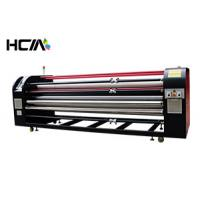 Wholesale Textile Controler Oil Heat Transfer Machine Roller / Roll To Roll Sublimation Machine from china suppliers