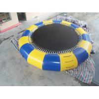 Wholesale 5m Diameter 0.9mm Pvc Tarpaulin Outdoor Inflatable Water Park from china suppliers