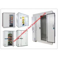 China Kitchen Small Cold Room Panel With Refrigeration Unit Food Storage Cold Chamber For Restuarant Use on sale