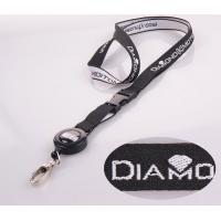 Wholesale Gifts & Crafts » Promotional Gifts custom Polyester woven badge lanyards from china suppliers