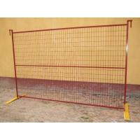 Wholesale hot dipped galvanized temporary fence panels hot sale from china suppliers