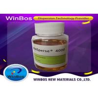 Wholesale ISO Aqueous Pigment Dispersions Hyperdispersant For Anti Corrosion Paint from china suppliers