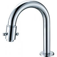 Wholesale CE Water Saving Single Cold Water Taps / One Handle Kitchen Tap with Ceramic Cartridge from china suppliers