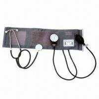 Wholesale Aneroid Sphygmomanometer with Optional Stethoscope, OEM Orders are Welcome from china suppliers
