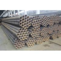 Wholesale BS 1387, DIN 1626, ASTM ERW Welded Pipes, Carbon Steel Pipe, 88.9 - 400MM OD For Oil, Gas, Water Transportation from china suppliers