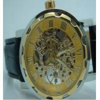 Buy cheap Good Quality Mechanical Watches Hollow Mechanical watches for Men from wholesalers