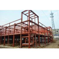 Wholesale Clear Span Prefabricated Industrial Buildings Galvanized Insulation Energy Saving from china suppliers