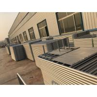 Wholesale Australia Standard CCB crowd control barriers 1100mm x 2400mm hot dipped galvanized Barriers portable fencing for sale from china suppliers