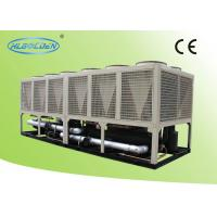 Wholesale Multi-Functional Heat Recovery Chiller with Control Panel , Rotary Screw Chiller from china suppliers