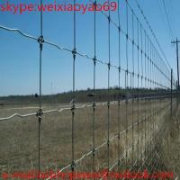 Wholesale grassland fence wire mesh from china suppliers
