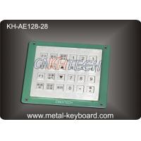 Wholesale Dust Proof Rugged Industrial Metal Keyboard for Gas Station , CNG / LPG Dispenser from china suppliers