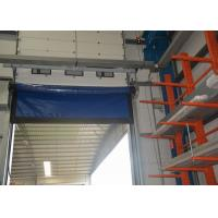 Wholesale Inner rolling up PVC curtain High Speed Rolling Door Self resetting fuction from china suppliers