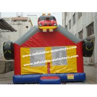 Wholesale Snow White 0.55mm PVC Tarpaulin ( Plato) Inflatable Water Trampoline Combo Bouncer from china suppliers