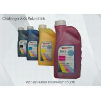 Wholesale High Fluidity Outdoor Inkjet Eco Printer Ink Challenger No Poison SK4 from china suppliers