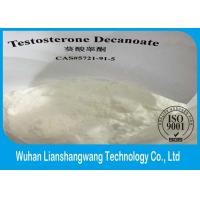 Wholesale Bodybuilder Pharmaceutical Testosterone Anabolic Steroid CAS 5721-91-5 Test Decanoate from china suppliers