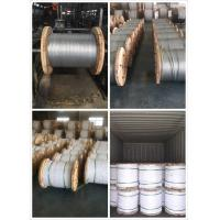 Wholesale 9 32 Inch Galvanized Steel Messenger Cable Spring Steel Wire 900-1720 Mpa Tensile Strength from china suppliers