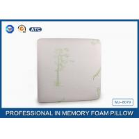 Wholesale Square Traditional Sleep Design Memory Foam Pillow For Bedding Home Decor from china suppliers