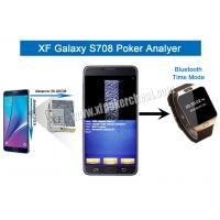 Wholesale Metal / Plastic S708 Wireless Camera Poker Analyzer With One Or Two Decks from china suppliers