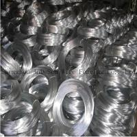 Wholesale SWG18 Hor Dip Galvanized Binding Wire from china suppliers