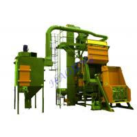 Wholesale Electricity Shot Blasting Equipment For Forging Castings Descaling from china suppliers