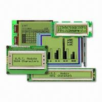 Quality Character and Graphic LCD Module with Chip on Board Mode for sale