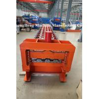 Wholesale CNC Floor Deck Roll Forming Machine 10m / min Door Frame Making Machine from china suppliers