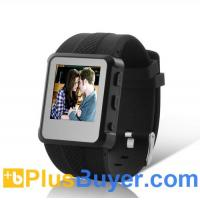 Wholesale Watch MP4 Player with Voice Recording - 2GB from china suppliers