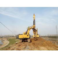 Wholesale Micro 1.2M Pile Diameter Rotary Bored Hole Pile Driving Equipment environment friendly from china suppliers