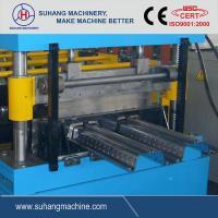 Wholesale Steel Structure Metal 688 Deck Roll Forming Machine , Galvanized Floor Decking Roll Former Machine from china suppliers