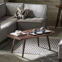 Wholesale Living Room Solid Wood Coffee Table , Recycle Pine Wooden Side Table from china suppliers