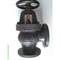 Wholesale 5K Marine Cast iron angle valve JIS  F7306 from china suppliers