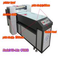 Wholesale ceramic tile /glass/crystal digital flatbed printer A1 Size from china suppliers