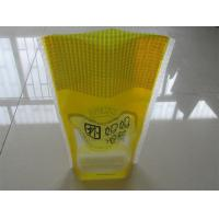 Wholesale Biodegradable  Die Cut Ziplock Stand Up Pouches For Food Packaging from china suppliers