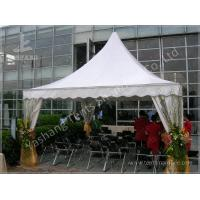 Wholesale Sunshade High Peak Party Tent Gazebo Canopy With Transparent PVC Windows from china suppliers