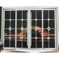 Wholesale 1.0mm - 1.2mm profile thickness sleek, modern aluminum lift and slide doors for residentia from china suppliers